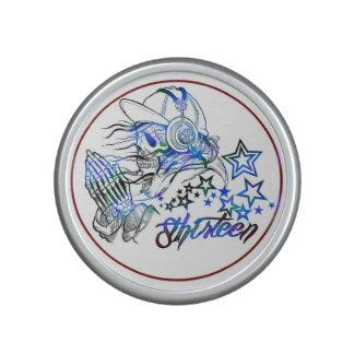 8thirteen Logo Speaker