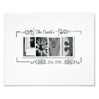 8x10 Alphabet Letter Photography Love Print