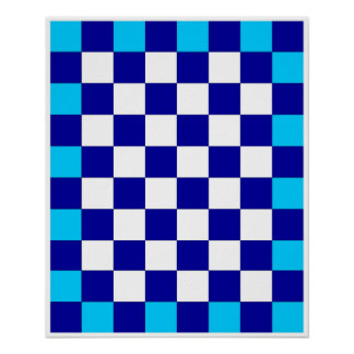 """8x10 Dominoes TAG Grid (2"""" Fridge Magnets) Poster"""
