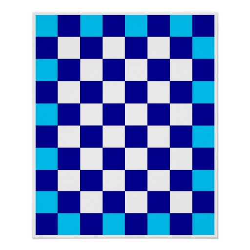"8x10 Dominoes TAG Grid (2"" Fridge Magnets) Poster"