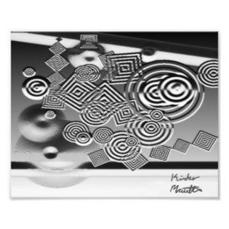 8x10 print- Hypnotic Photo Print