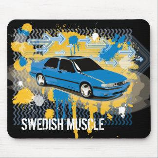 9000 aero, SWEDISH MUSCLE mousepad