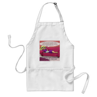 900 Number Geeky SEO Girls Gone  Apron