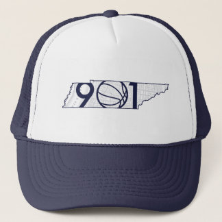 901 Basketball Trucker Hat