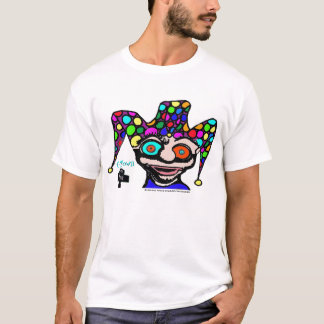 901 Pine C-Town Psychedelic Jester T-Shirt