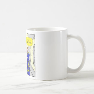 "902 Caesar ""I'll make a salad"" cartoon Coffee Mug"