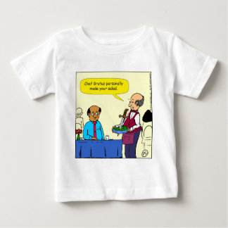 904 Chef Brutus made the salad cartoon Baby T-Shirt