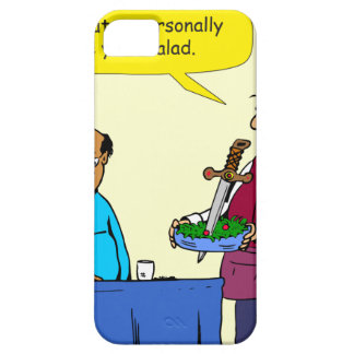 904 Chef Brutus made the salad cartoon iPhone 5 Cases