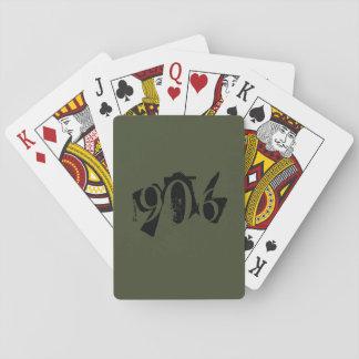 906 Michigan Playing Cards