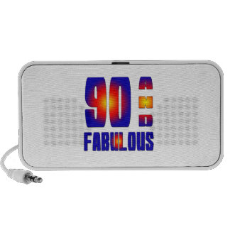 90 And Fabulous iPod Speakers