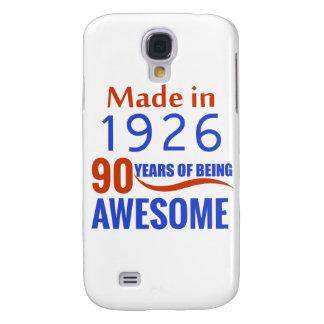 90 birthday design galaxy s4 case