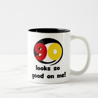 90 Looks So Good On Me T-shirts and Gifts Mugs