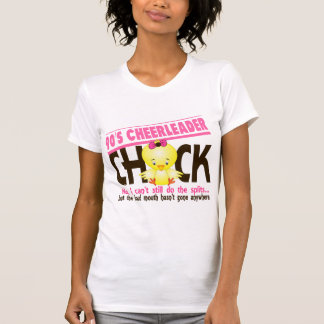 90's Cheerleader Chick T-shirt