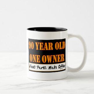 90 Year Old, One Owner - Needs Parts, Make Offer Mug