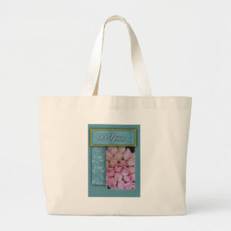 90 years and counting tote bag