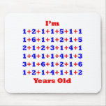 90 Years old! Mouse Pad