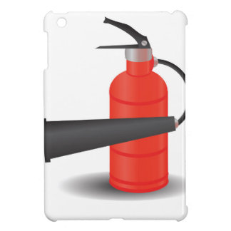 90Fire Extinguisher_rasterized Cover For The iPad Mini