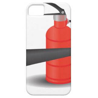 90Fire Extinguisher_rasterized iPhone 5 Covers