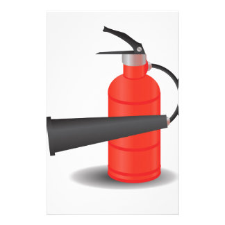 90Fire Extinguisher_rasterized Stationery