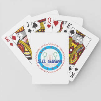 90s Card Deck Playing Cards