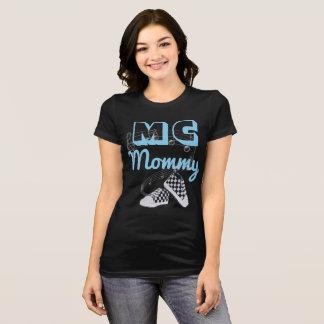 90's Hip Hop Baby Shower-MC Mummy Shirt
