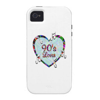 90s Lover iPhone 4 Cases