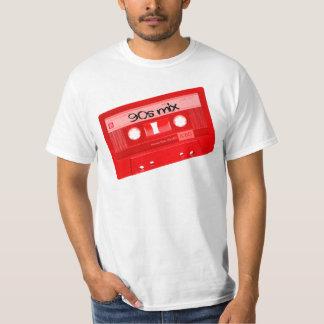 90s Mix Cassette Tape Shirt