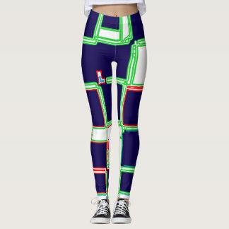90s vybz leggings