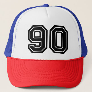 90th Birthday Classic Trucker Hat