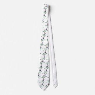 90th Birthday Golfer Gag Gift Tie