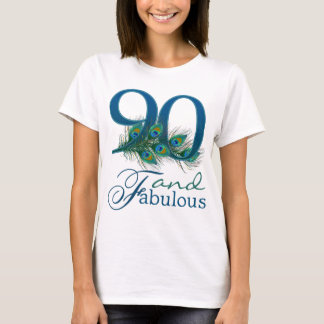 90th Birthday Shirts