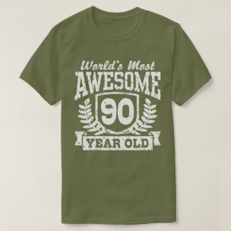90th Birthday T-Shirt