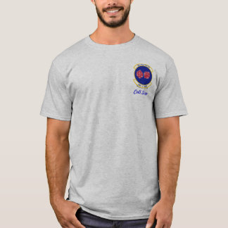 90th FS w/Raptor - Light colored T-Shirt