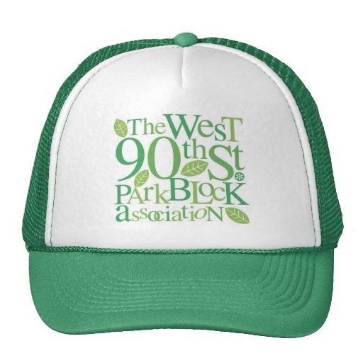 90th Street Logo Cap Hats
