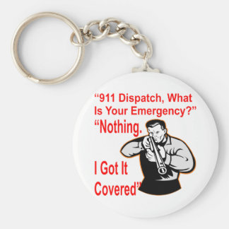 911 Dispatch What Is Your Emergency Key Ring