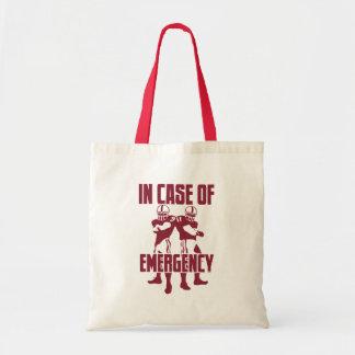 911 Emergency Budget Tote Bag