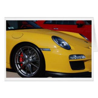 911 GT3 CARD