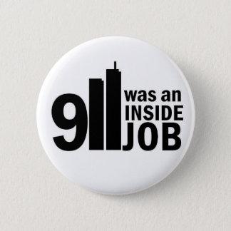 911 inside job badge