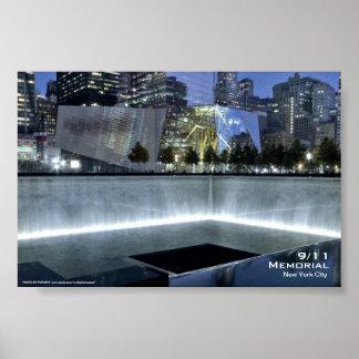 911 Memorial NYC Print 6x4