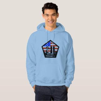 911 never forget mens hoodie hooded sweatshirt