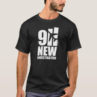 911 new investigation T-Shirt