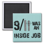 911 Was Inside Job Magnets