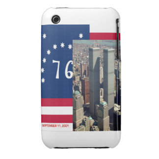 911 World Trade Center Blackberry Curve Case-Mate  iPhone 3 Case