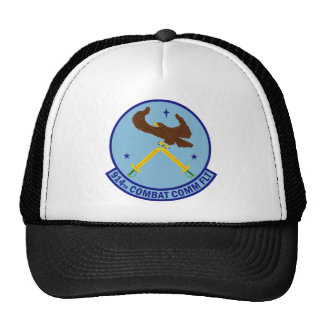 914th Combat Communications Flight Trucker Hat