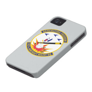 917th Aircraft Maintenance Squadron iPhone 4 Case