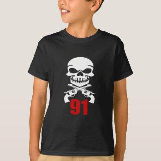 91 Birthday Designs T-Shirt
