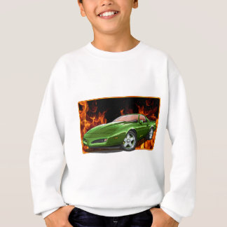 91_Green_Firehawk Sweatshirt