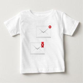 91Mailbox Alert Icon_rasterized Baby T-Shirt