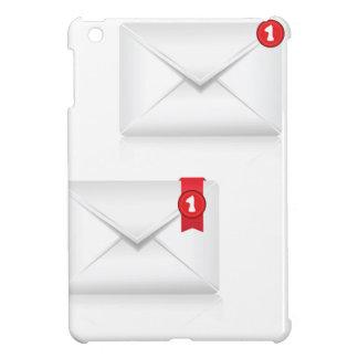 91Mailbox Alert Icon_rasterized iPad Mini Cover