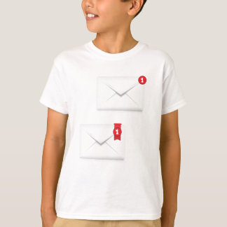 91Mailbox Alert Icon_rasterized T-Shirt